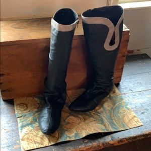 Jetta tall boots in size 10